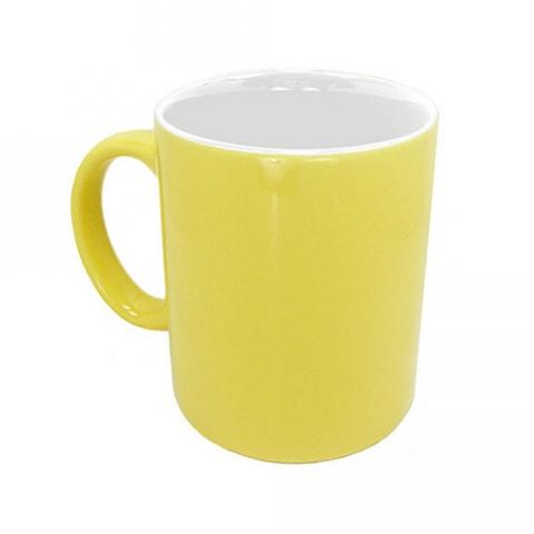 Чашка Combo желтая