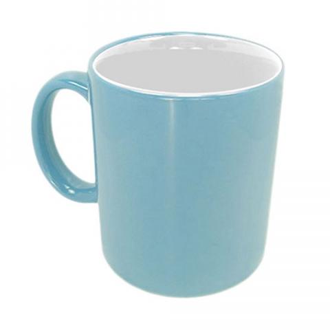Чашка Combo голубая